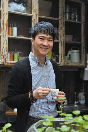 浙江力诺流体控制科技股份有限公司陈晓宇:酝酿真正的民族品牌 做一家受人尊敬的企业