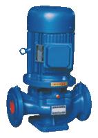 ISW、ISG型管道离心泵