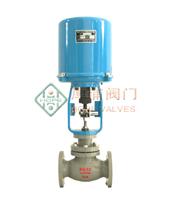 HPZDLP型电子式电动单座调节阀