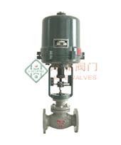 HPZDLM型电子式电动套筒调节阀