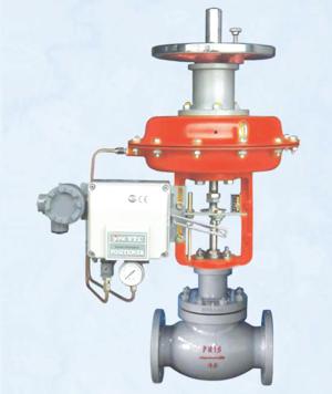 精小型气动薄膜单座调节阀