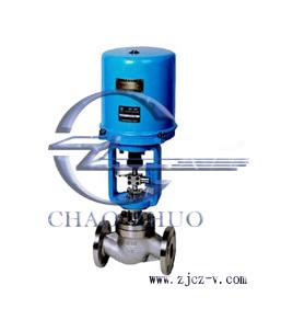 KHSC电动笼式单座调节阀