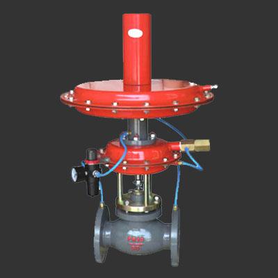 进口指挥器操作型压力调节阀