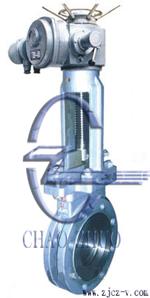 PZ943H电动刀型闸阀