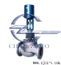 ZDLM电子式高温套筒调节阀