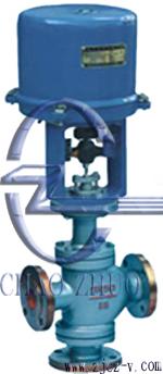 ZDLX电子式三通分流调节阀