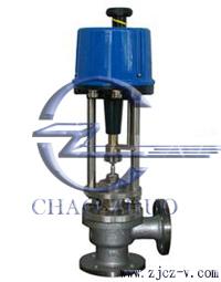 ZDPS型电子式角型调节阀