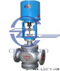 专业生产ZDLP型电子式单座调节阀
