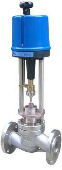 ZDSP电子式电动单座调节阀质优价廉