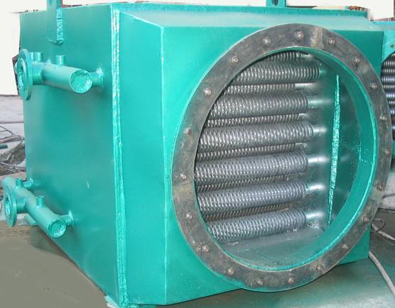 列管水加热器