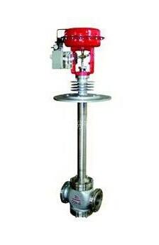 ZJHP-D气动低温单座调节阀