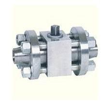 进口高压焊接球阀(进口超高压球阀)