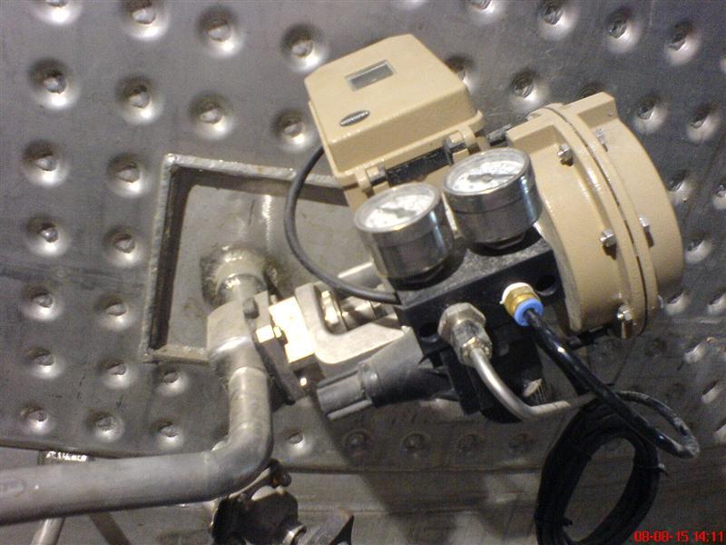 德国萨姆森SAMSON3347 型食品加工用控制阀