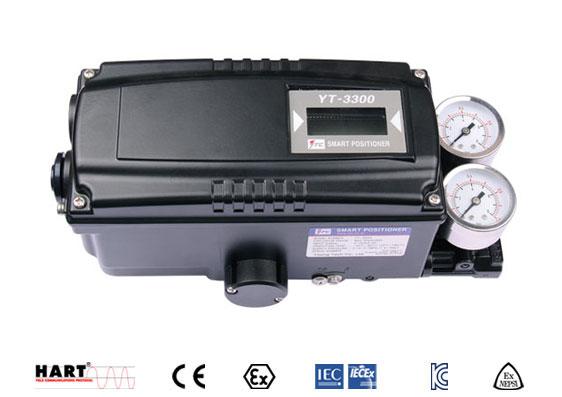韩国永泰YTC原装进口智能定位器喷嘴挡板机构YT-3300抗油污强