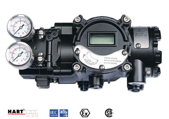 永泰YTC原装进口智能定位器YT-3400(3450)抗油污强