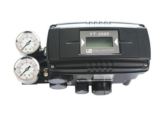 永泰YTC三断保卫智能定位器YT-2500(2550)电厂专用