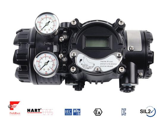 永泰YT-2600断信号锁位型智能阀门定位器 (隔爆型)