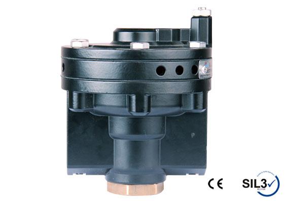 韩国永泰YTC气动放大器YT-310 3/4接口继动器
