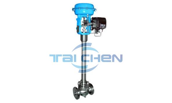 气动节能调节阀 ZMAM气动低温套筒调节阀