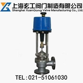ZDSJ电动角型调节阀最新报价