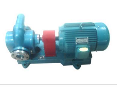 风冷式高温热油泵