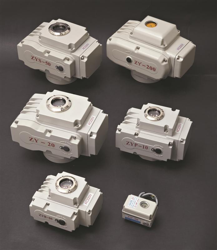 福乐斯ZYS-10国标接口电动执行器