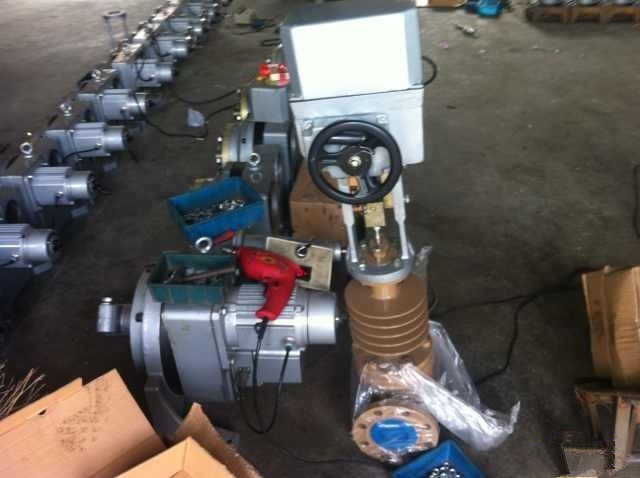 SKJ-310CX国标电动执行器