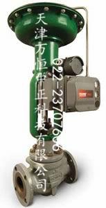 进口薄膜气动头执行器费希尔fisher657-30调节阀执行机构