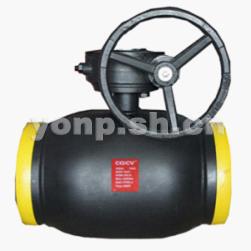 永鹏一体式全焊接球阀-上海永鹏机械有限公司