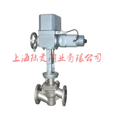 厂家供应LUG【ZAZPF型电动衬氟波纹管调节阀】