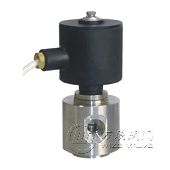 WZDW低温/超低温电磁阀
