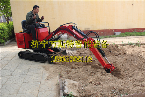 万斯特小型挖掘机