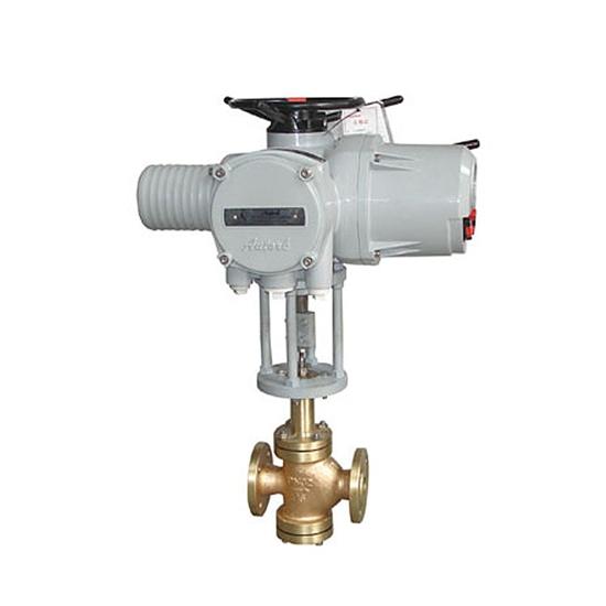 ZAZN氧气专用电动调节阀  -上海泉享