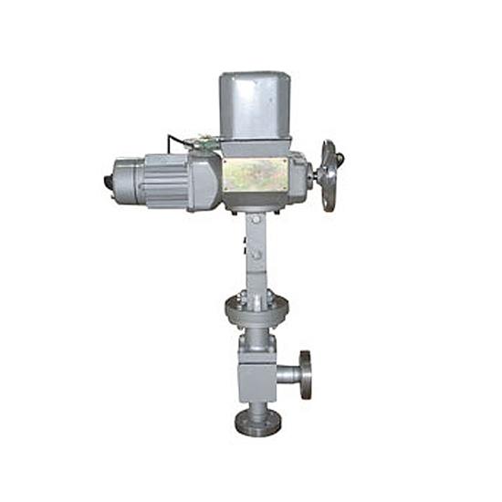 ZAZS电动高压角型调节阀- 上海泉享