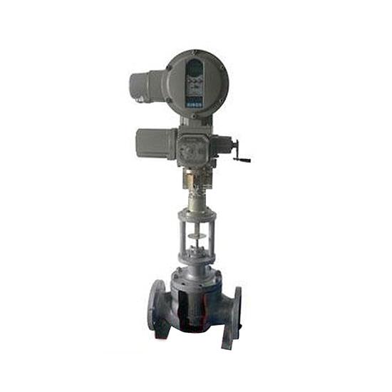 HTW电动多级套筒式调节阀-  上海泉享