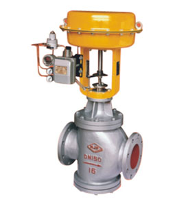 ZMABP(N)气动薄膜直通双座调节阀  上海泉享