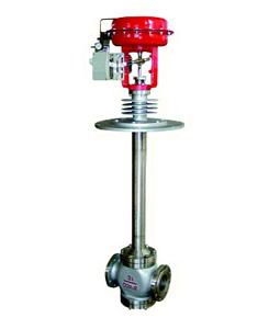 ZMAP低温型气动单座调节阀 上海泉享