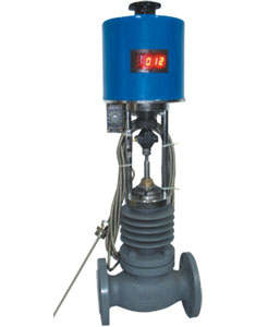 ZZW-III 自力式电控温度调节阀  上海泉享阀门