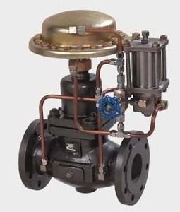 自力式压力调节阀-指挥器操作型   上海泉享