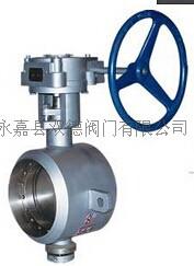 焊接蝶阀D363h-16C
