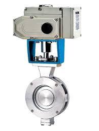 美国进口电动调节蝶阀、规格、型号、现货