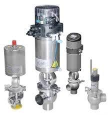 原装进口电动卫生级调节阀、美国欧可品牌