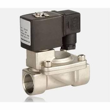 进口不锈钢先导式膜片电磁阀、进口小口径直动式电磁阀